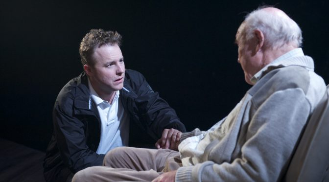"""""""A Number"""" at the Menier Chocolate Factory"""
