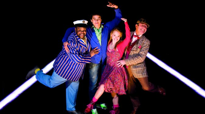 """""""The Fantasticks"""" at the Duchess Theatre"""