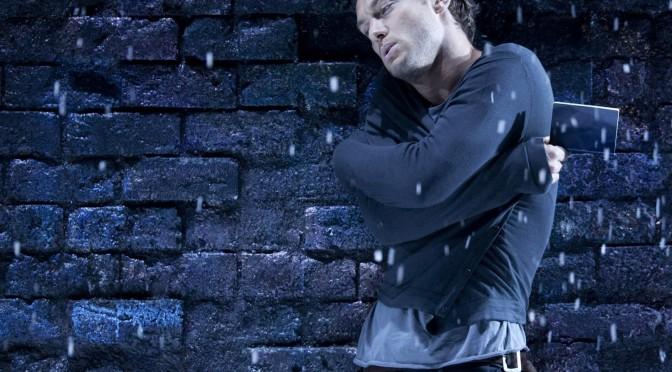 """""""Hamlet"""" at Wyndham's Theatre"""
