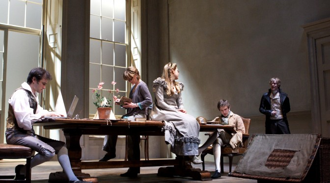 """Arcadia"" at the Duke of York's Theatre"