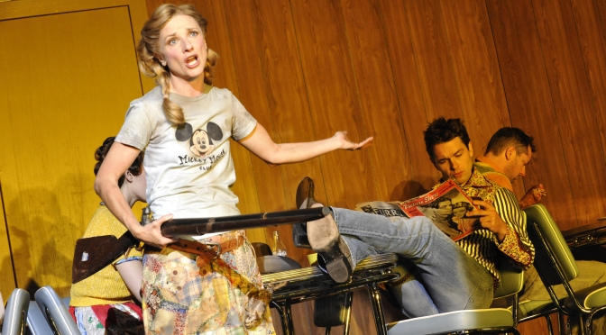 """Annie Get Your Gun"" at the Young Vic"