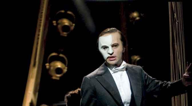"""Phantom part two, redux"" at the Adelphi Theatre"