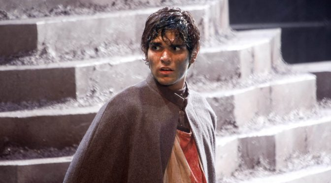 """""""Dunsinane"""" at the Hampstead Theatre"""
