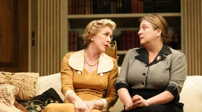 """""""Relative Values"""" at the Harold Pinter Theatre"""