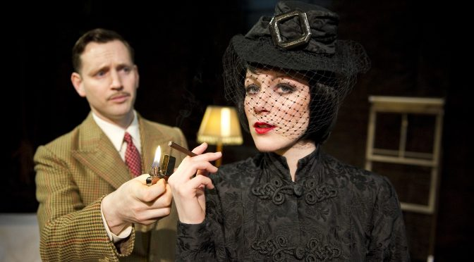 """""""The 39 Steps"""" at the Criterion Theatre"""