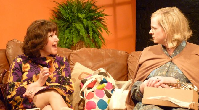 """""""Absent Friends"""" at the Union Theatre"""