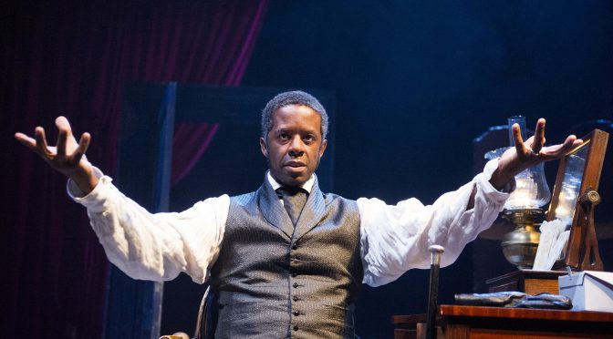 """Red Velvet"" at the Tricycle Theatre"