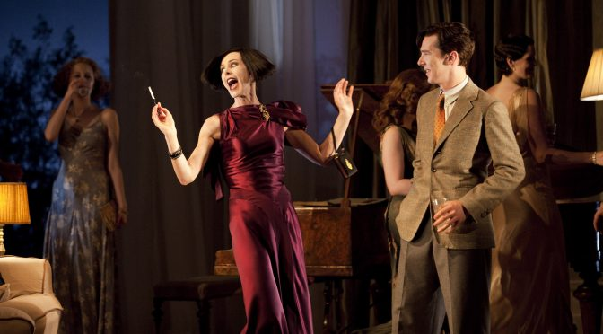 """""""After the Dance"""" at the National Theatre"""