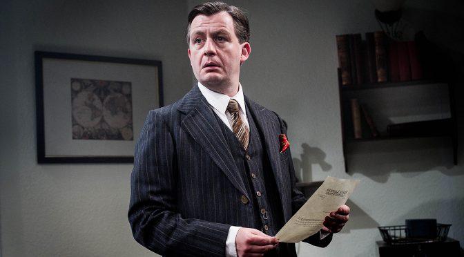 """""""Cornelius"""" at the Finborough Theatre"""
