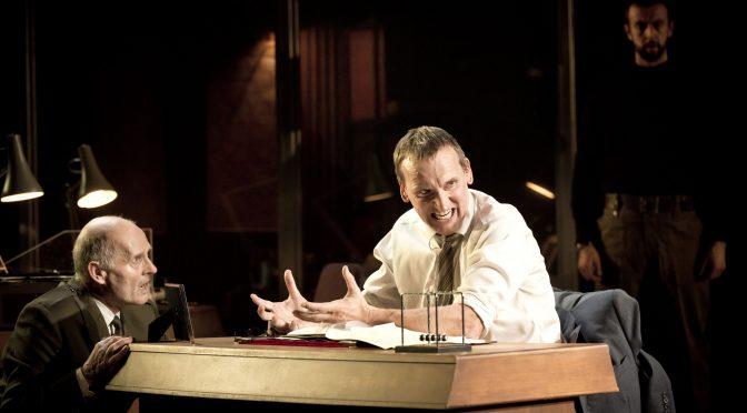 """Antigone"" at the National Theatre"