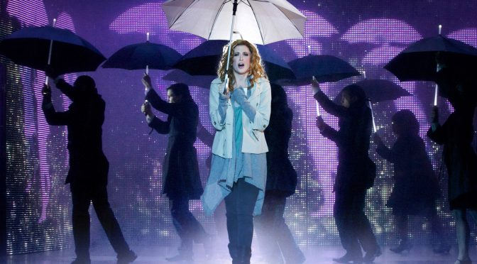 """Ghost The Musical"" at the Piccadilly Theatre"