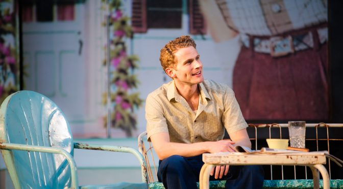 """All My Sons"" at Regent's Park Open Air Theatre"
