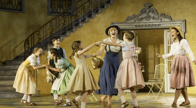"""""""The Sound of Music"""" at Regent's Park Open Air Theatre"""