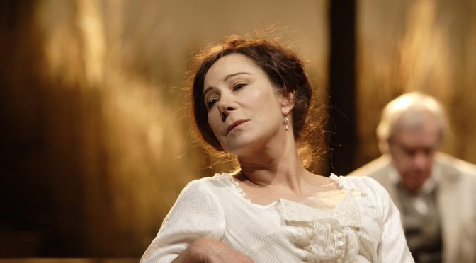 """""""The Cherry Orchard"""" at the National Theatre"""