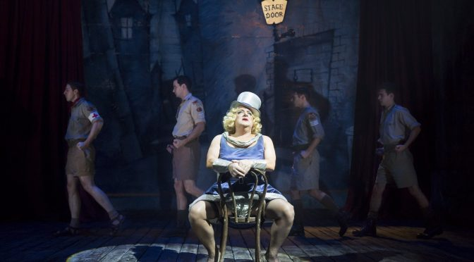 """""""Privates on Parade"""" at the Noël Coward Theatre"""
