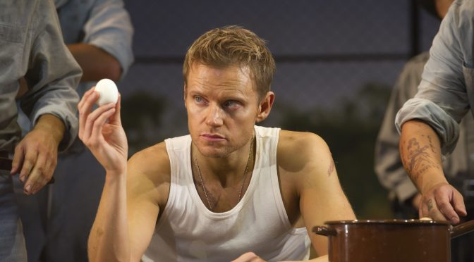 """""""Cool Hand Luke"""" at the Aldwych Theatre"""