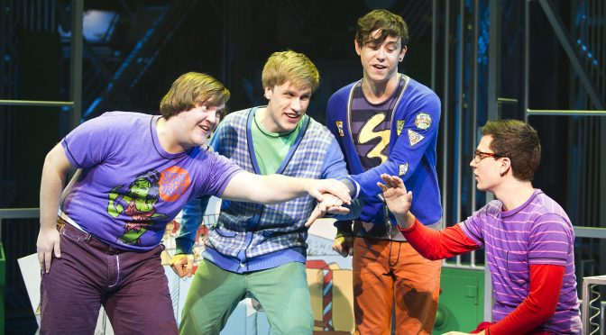 """""""Loserville"""" at the Garrick Theatre"""