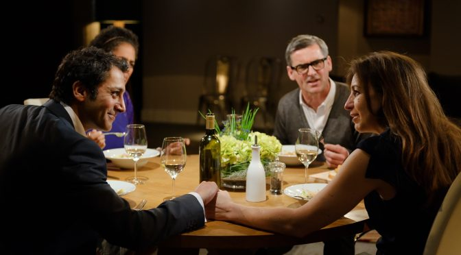 """""""Disgraced"""" at the Bush Theatre"""