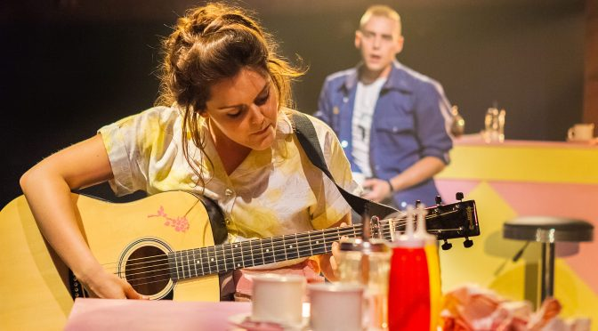 """Dogfight"" at the Southwark Playhouse"