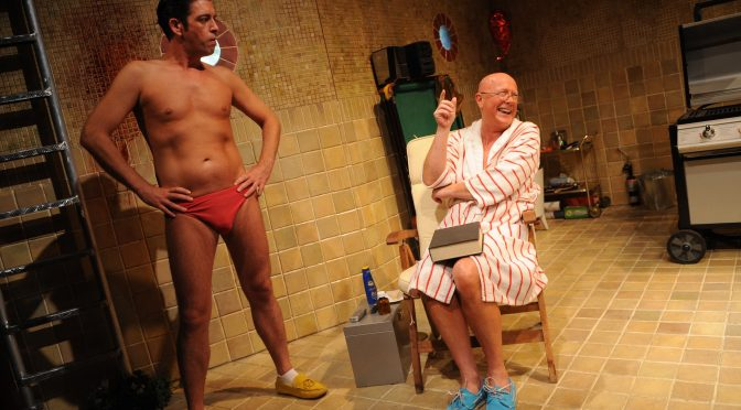 """""""Penelope"""" at the Hampstead Theatre"""