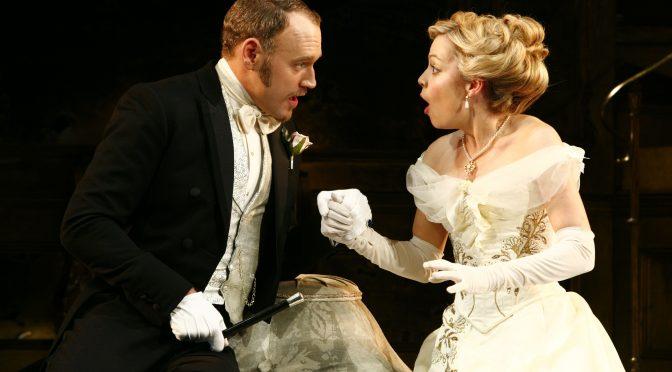 """An Ideal Husband"" at the Vaudeville Theatre"