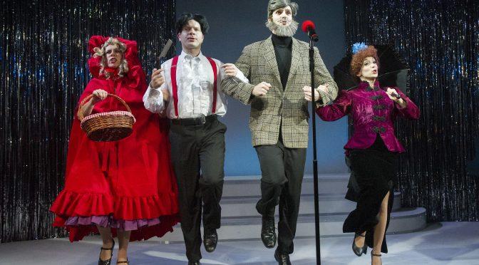 """Forbidden Broadway"" at the Vaudeville Theatre"
