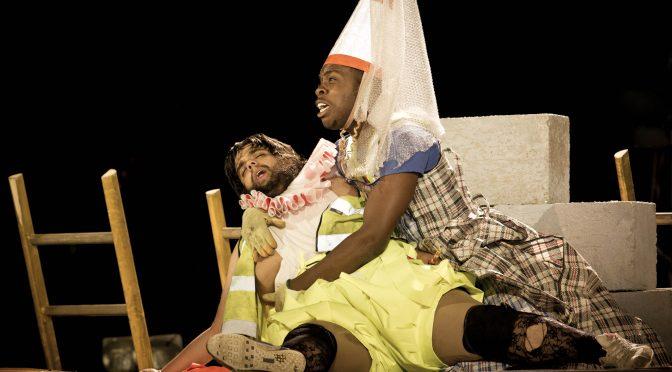 """A Midsummer Night's Dream"" at Regent's Park Open Air Theatre"