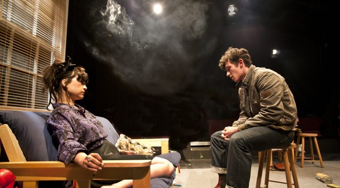 """Hard Feelings"" at the Finborough Theatre"