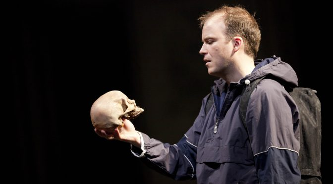 """""""Hamlet"""" at the National Theatre"""