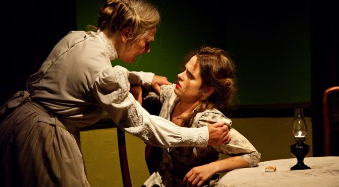 """""""Hindle Wakes"""" at the Finborough Theatre"""