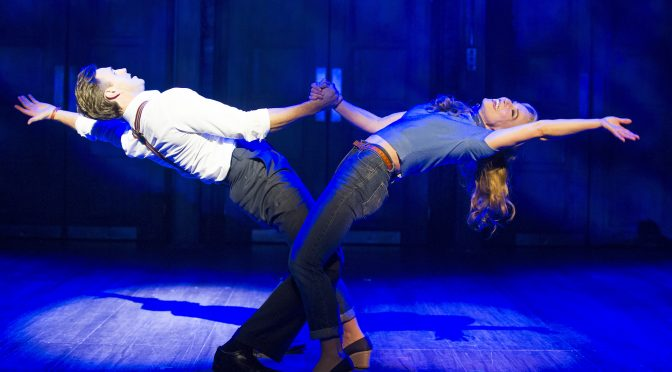 """""""The Pajama Game"""" at the Shaftesbury Theatre"""