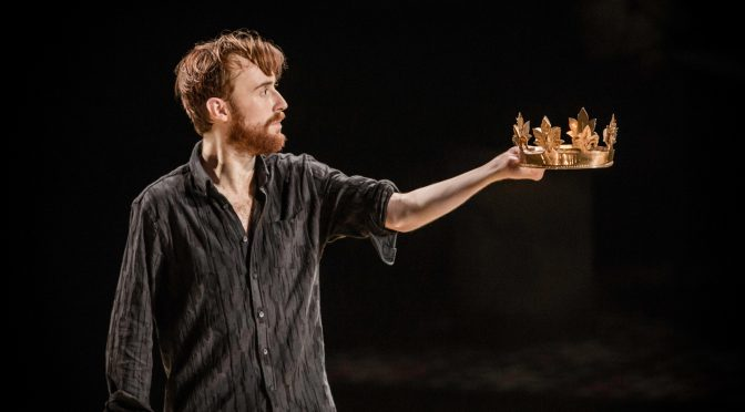"""""""Edward II"""" at the National Theatre"""