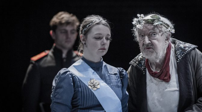 """""""King Lear"""" at the Cockpit Theatre"""