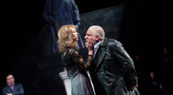 """""""King Lear"""" at the National Theatre"""