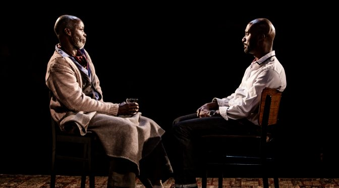 """""""Perseverance Drive"""" at the Bush Theatre"""