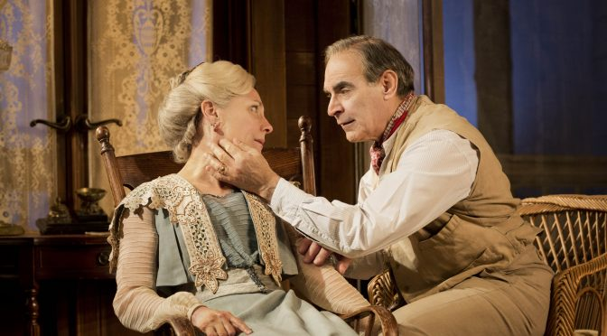 """""""A Long Day's Journey Into Night"""" at the Apollo Theatre"""