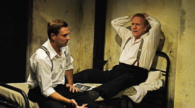 """""""The Dumb Waiter"""" at The Print Room"""