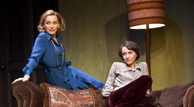 """""""Old Times"""" at the Harold Pinter Theatre"""