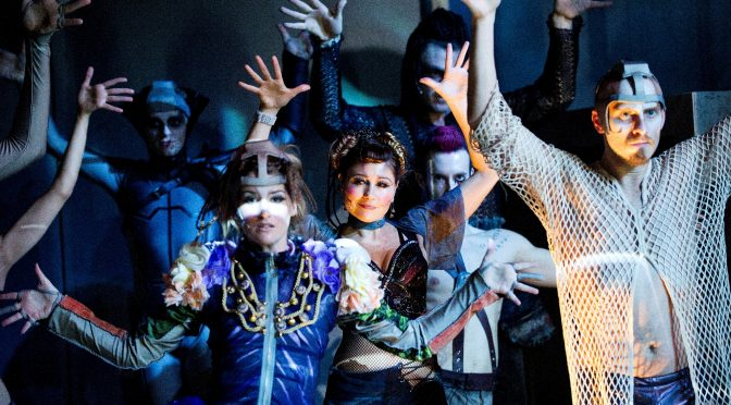 """Pippin"" at the Menier Chocolate Factory"