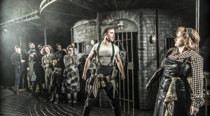 """""""Urinetown"""" at the St James Theatre"""