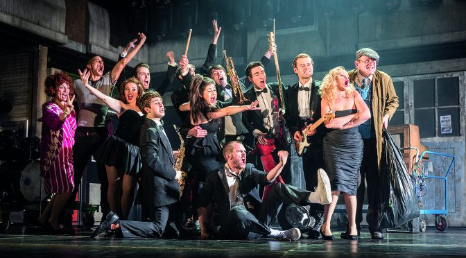 """""""The Commitments"""" at the Palace Theatre"""