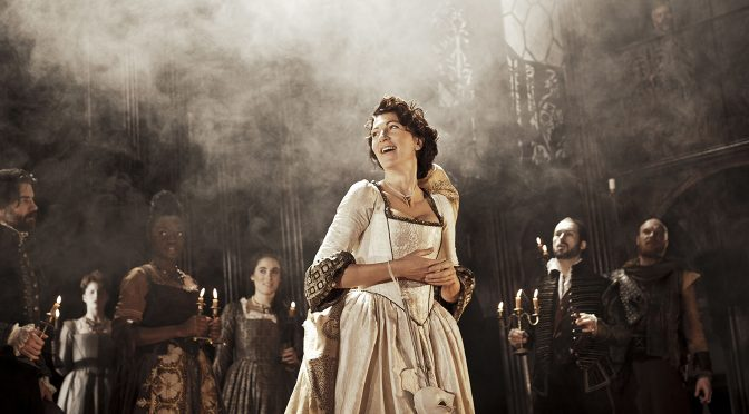 """""""The Duchess of Malfi"""" at The Old Vic"""