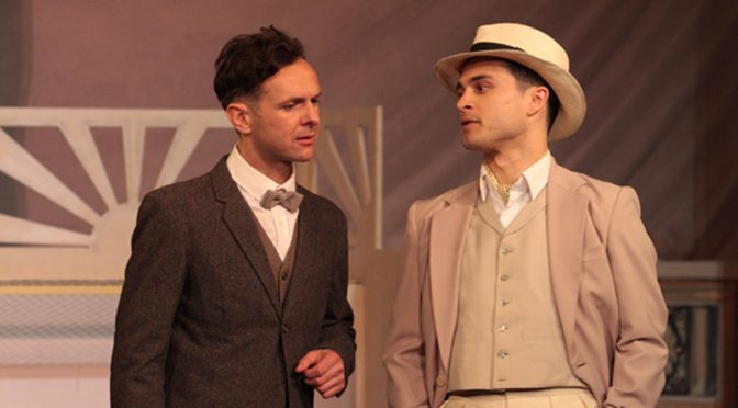 """""""The Great Gatsby"""" at Wilton's Music Hall"""