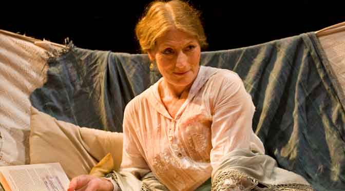 """""""The Seagull"""" at the Arcola Theatre"""