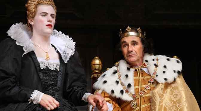 """""""Richard III"""" at Shakespeare's Globe"""