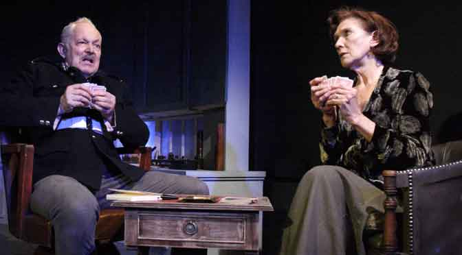 """""""Dances of Death"""" at the Gate Theatre"""
