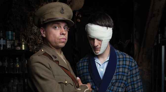 """""""Doctor Scroggy's War""""at Shakespeare's Globe"""
