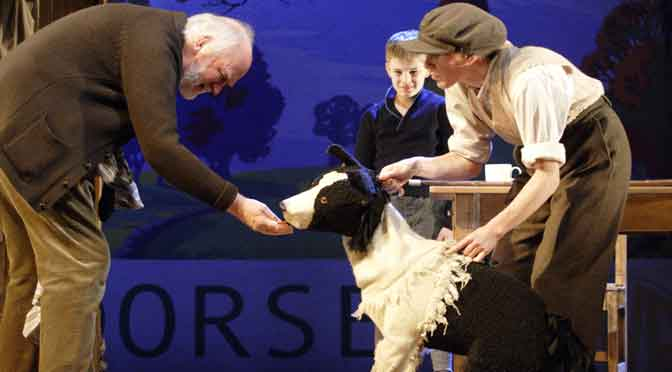 """Goodnight Mister Tom"" at the Phoenix Theatre"