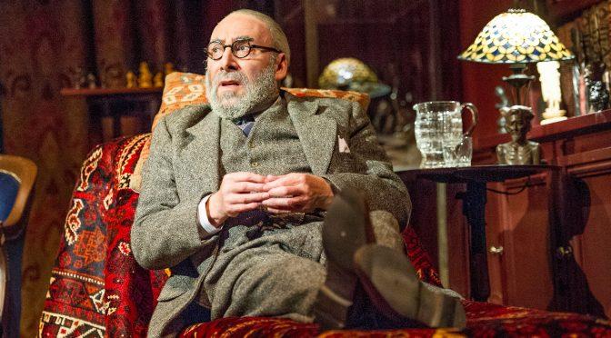 """Hysteria"" at Hampstead Theatre"