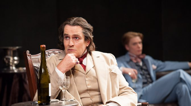"""The Judas Kiss"" at Hampstead Theatre"